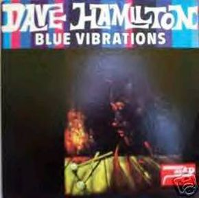 Hamilton's one and only Motown LP, 'Blue Vibrations', for which this single was a promo.