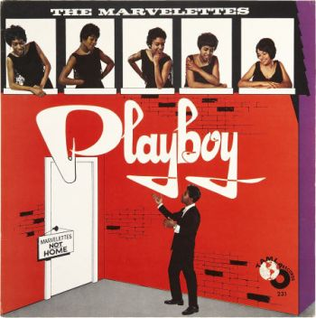 The Playboy LP, the first great Motown album.