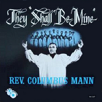 The good Reverend's only Motown LP, also titled 'They Shall Be Mine', released in 1962.