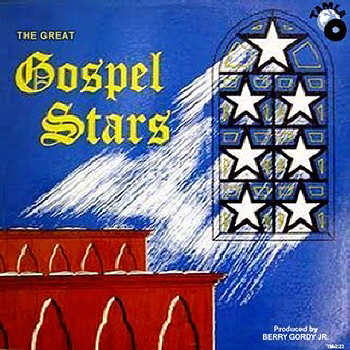 The group's LP, 'The Great Gospel Stars', notable as the first ever Motown album other than compilations.