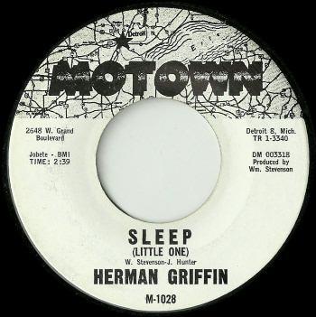 Herman Griffin Sleep Little One