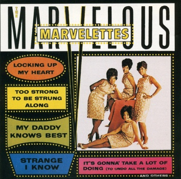 The group's fourth LP, The Marvelous Marvelettes, released in February 1963.