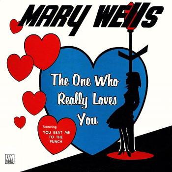 Mary's second LP, 'The One Who Really Loves You', which also featured this song.
