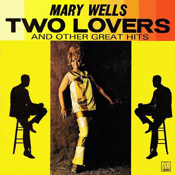 Mary's third LP, 'Two Lovers', which features this song.