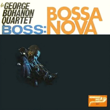 Bohanon's LP, 'Boss Bossa Nova', from which this single is drawn.