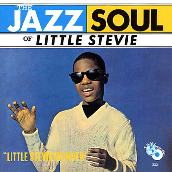 Stevie's début LP, 'The Jazz Soul of Little Stevie', from whence the original studio cut of 'Fingertips' originated.