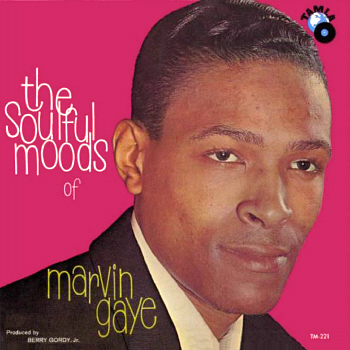 Marvin's début album, 'The Soulful Moods of Marvin Gaye' - not to be confused with the much better 'Moods of Marvin Gaye' from five years later - from which this song is taken.