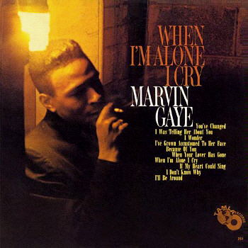 Marvin's third studio LP, 'When I'm Alone I Cry', his second ill-considered foray into the world of MOR crooning and soft jazz.