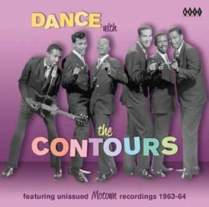 The excellent new 'Dance with the Contours' CD.