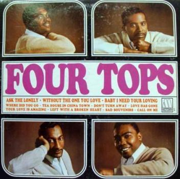 The Tops' eponymous début LP, which featured this song.