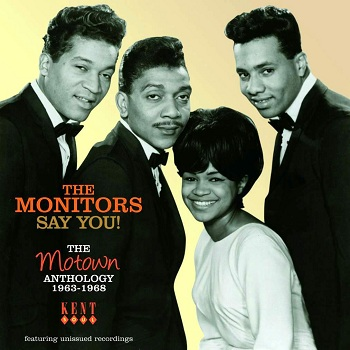 The excellent Monitors CD compilation 'Say You', pictured for no reason other than to give it some free publicity.  ***ADVERTISEMENT*** 'If you don't already own a copy of 'Say You', go buy one right now.  Highly recommended!' - motownjunkies.co.uk