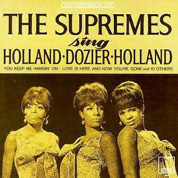 The Supremes' excellent 1967 album '...Sing Holland-Dozier-Holland', which gathered up this old B-side as one of the few uncollected HDH/Supremes originals still left out there.