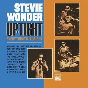 Stevie's 1966 LP 'Up-Tight (Everything's Alright)', which features this song.