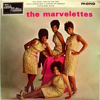 The ladies' 1965 four-song Tamla Motown EP, simply titled 'The Marvelettes', which collected this along with three other Marvelettes cuts to create a really good little mini-album.