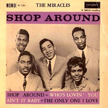 In Britain, this was the lead track on London Records' only Motown EP, complete with picture sleeve.