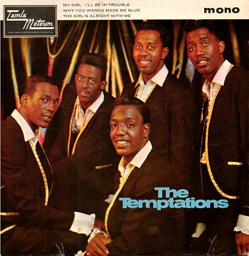 The lads' 1965 four-song Tamla Motown EP, simply titled 'The Temptations', which collected this along with three other Tempts cuts to create a really good little mini-album.