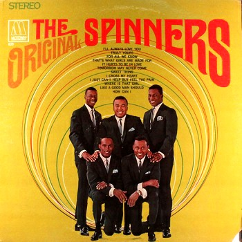 The Spinners' début album, 'The Original Spinners', which featured this song.