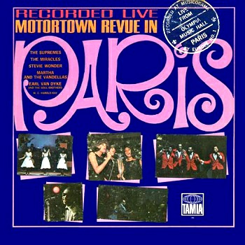 The multi-artist live album 'Motortown Revue in Paris' from which this single (and its original B-side) were drawn.