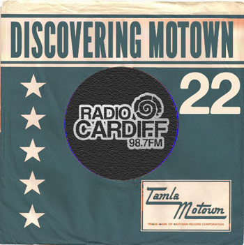 Discovering Motown Radio Show